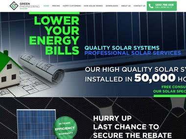 Green Engineering Solar