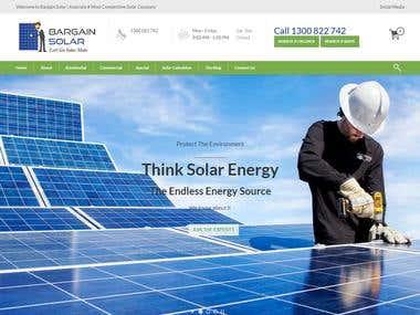 Bargain Solar