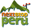 Next Stop Peru Logo Design