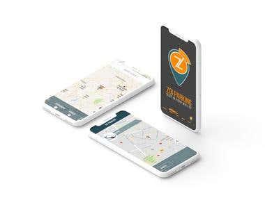 Zoi Parking - Taxi app