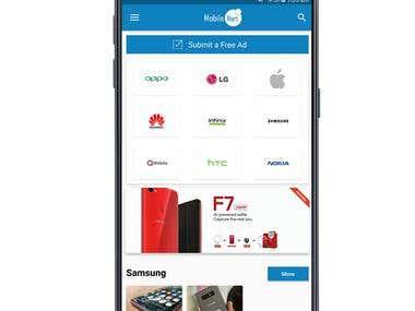 Mobile Mart - Buy & Sell mobiles
