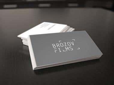 Logo Brozov Films