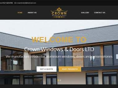 Crown Windows LTD