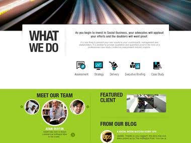 Design & Wordpress