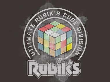 logo rubics cube
