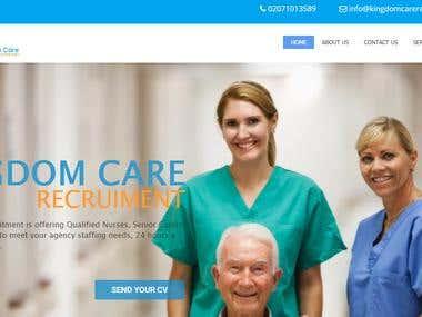Kingdom Care Recruitment