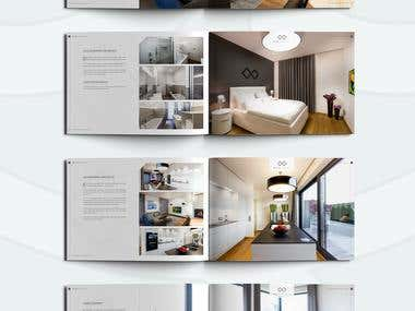 Catalog for Infinity Apartments