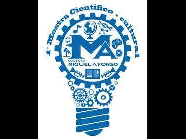 Logo para Mostra Científica