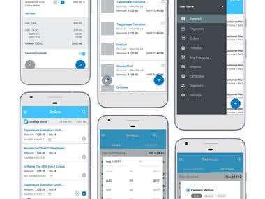 Invoice Mobile App