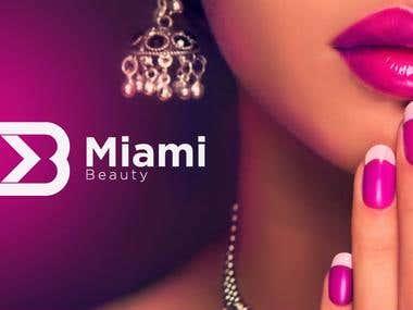 Miami Beauty Logo
