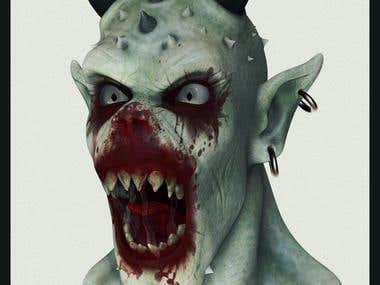 Demonic Creature