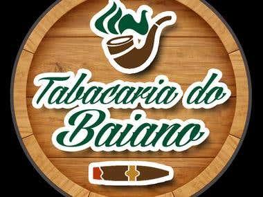 Logomarca de Tabacaria