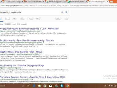 Ranked #1 On Google
