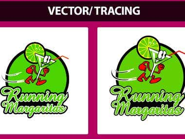 Image to Vectors