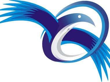 Bird type Logo