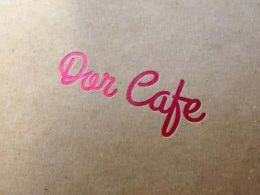 Dor cafe logo