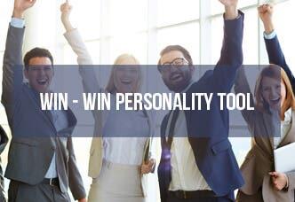 Elearning - Win Win Personality Tool