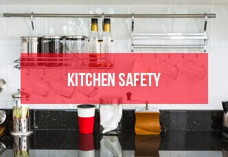 Elearning - Kitchen Safety | Interactive Excercises