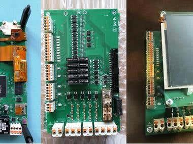 STM32f7 Based Professional Modular Hardware Design Elevator