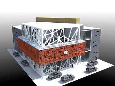 3D FASHION HOUSE