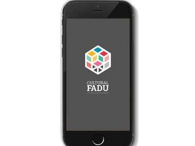Fadu app design