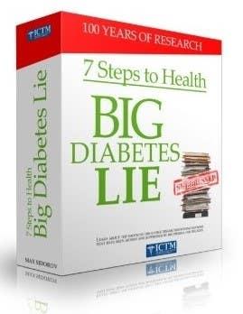 7 Steps to Health - Big Diabetes Lie
