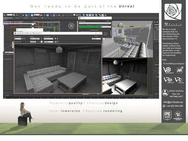 ARCHVIZ/ ARCHITECTURE/ INTERIORS/ 3D MODELING