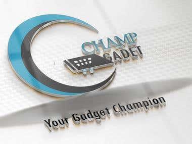 Champ Gadet Logo