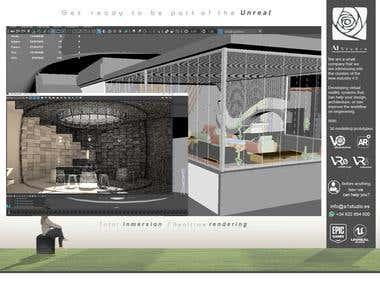 ARCHVIZ/ ARCHITECTURE/ RENDERING/ 3D MODELING
