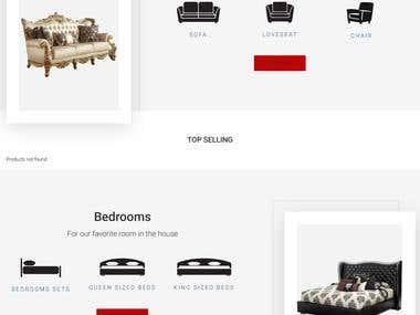 Magento 2 furniture express