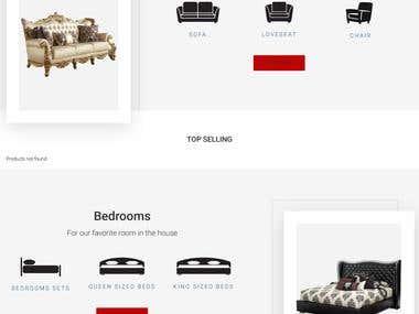 Magento 2 furniture express