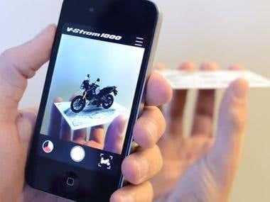 AR App lists