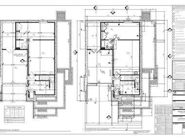 Dwelling House Design for permit