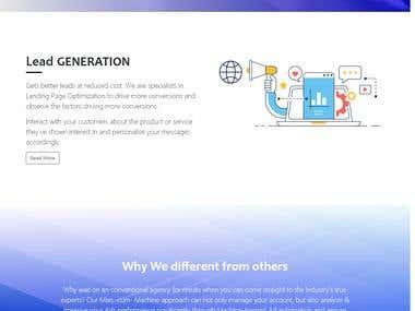 Web design - 2