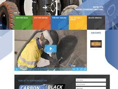tyre doctor - website development