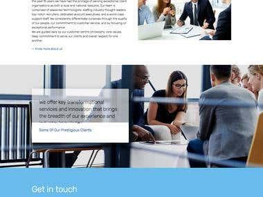 Wordpress Website For Wizardtech Solutions