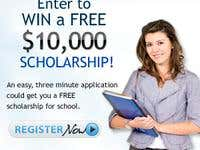 Promotional banner for Scholarship