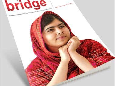 The Bridge - Complete Magazine Design