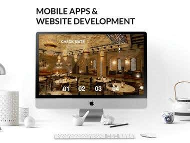Website Design & Development of Checkmate International
