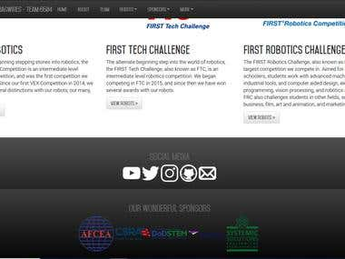 Homepage - Bottom