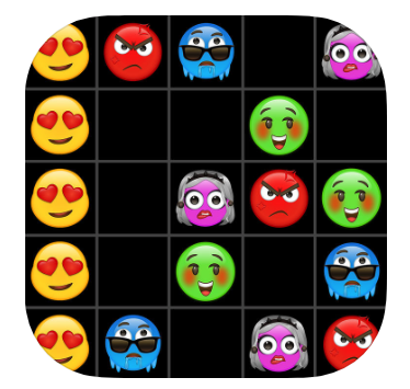 Emoji 5 : Match up 5 Emojis