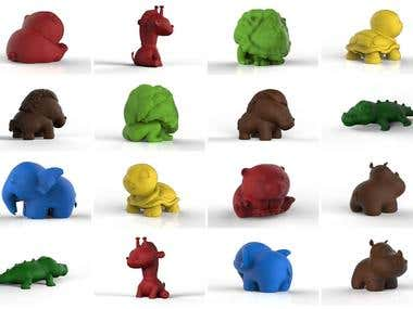 3D Printing Toys