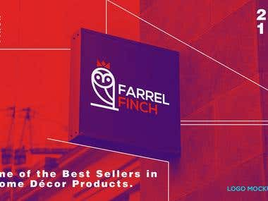 Farrel Finch Logo