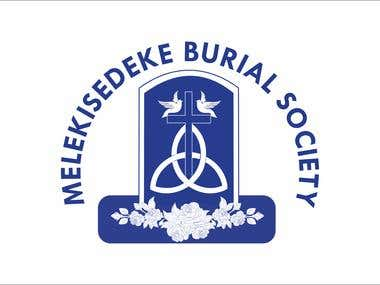 A LOGO FOR BURIAL SOCIETY