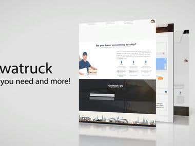 SawaTruck Delivery Mobile App (Transporter & Shipper)
