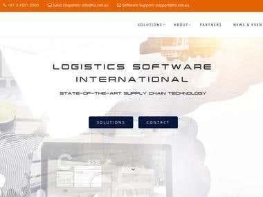 Logistics Software Int. · Australia