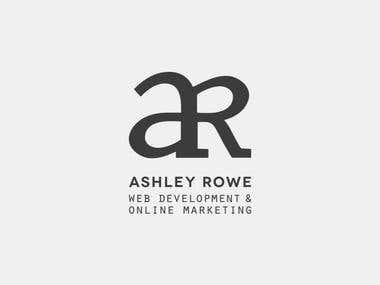 Ashley Rowe Logo Design