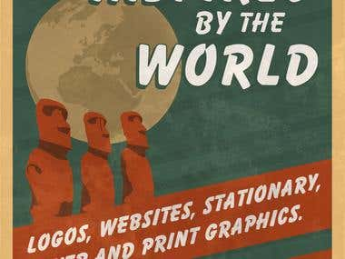 Gekkographics flyer