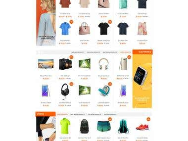 I Will Creating woocommerce website with My Client.