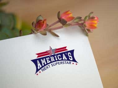 America's Next Super Star ... Logo